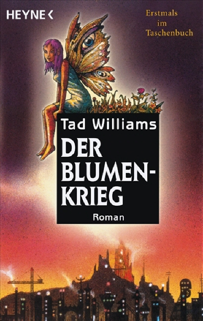 Der Blumenkrieg - Tad Williams [Taschenbuch]