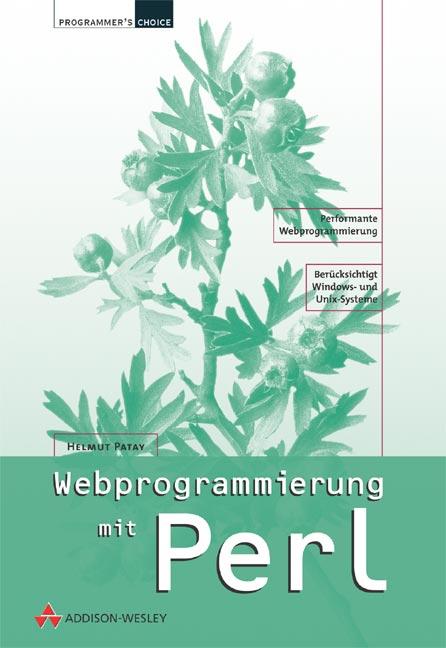 Web-Programmierung mit Perl . - Helmut Patay