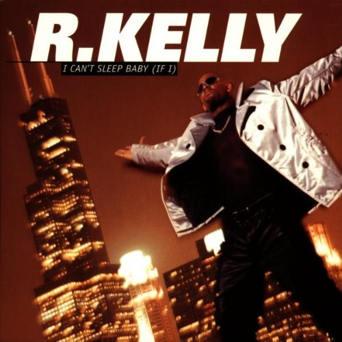 R. Kelly - I Can´T Sleep Baby/Digi Pak