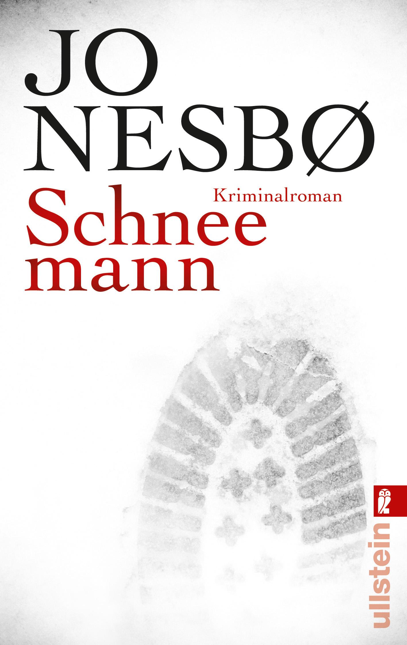 Schneemann - Jo Nesbø [Taschenbuch]