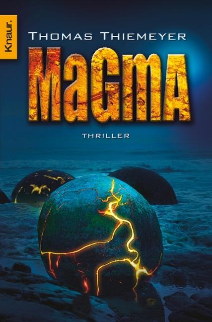 Magma - Thomas Thiemeyer