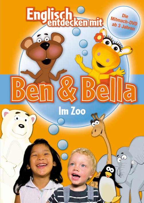 Englisch entdecken mit Ben & Bella: Im Zoo