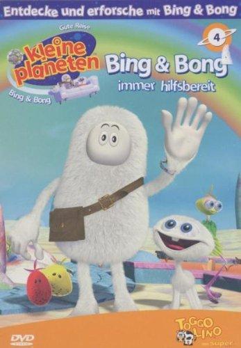 Kleine Planeten - Bing & Bong immer hilfsbereit...