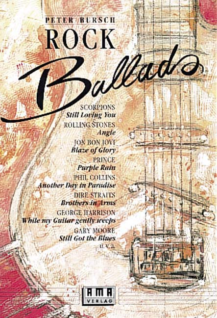 Rock Ballads, Bd.1: I - Peter Bursch