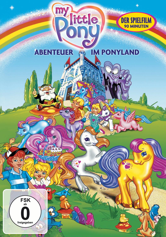 My little Pony - Spielfilm: Abenteuer im Ponyland