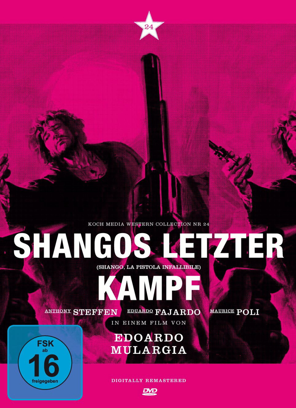 Shangos letzter Kampf - Western Collection 24