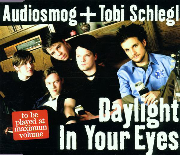 Tobi Audiosmog & Schlegl - Daylight in Your Eyes