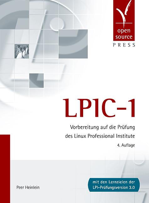 LPIC-1. Vorbereitung auf die Prüfung des Linux ...