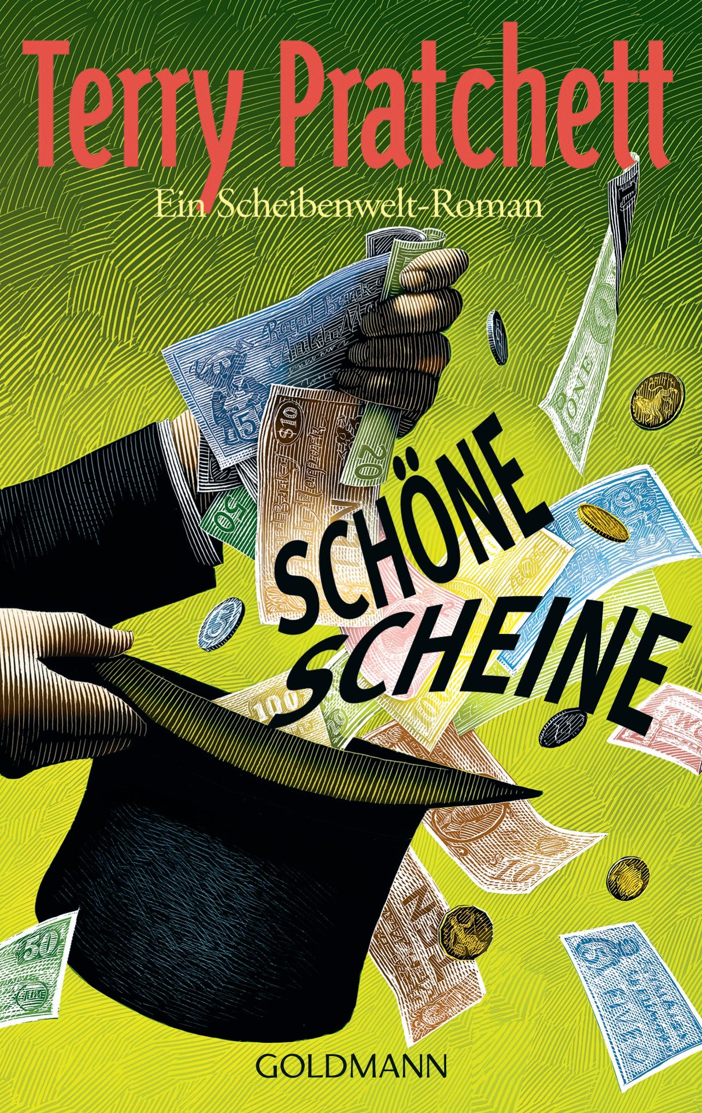 Schöne Scheine - Ein Scheibenwelt-Roman - Terry Pratchett