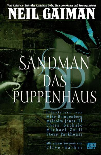 Sandman, Bd. 2: Das Puppenhaus - Neil Gaiman
