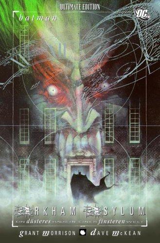 Batman: Arkham Asylum: Ultimate Edition - Grant Morrisson