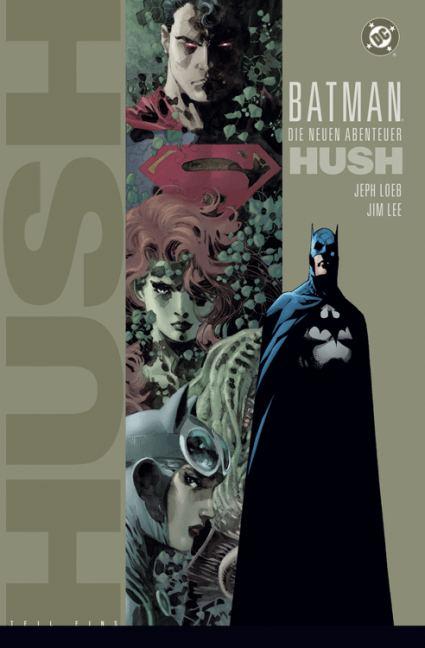 Batman: Hush 1: BD 1 - Jeph Loeb