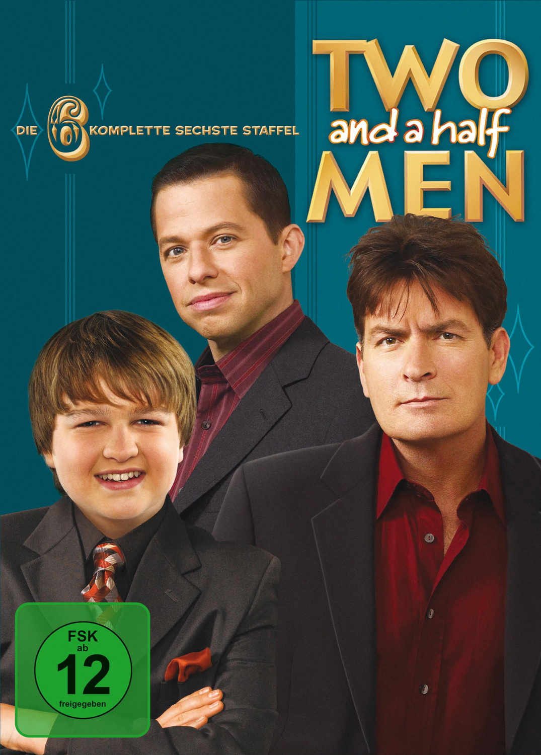 Two and a half Men - Staffel 6