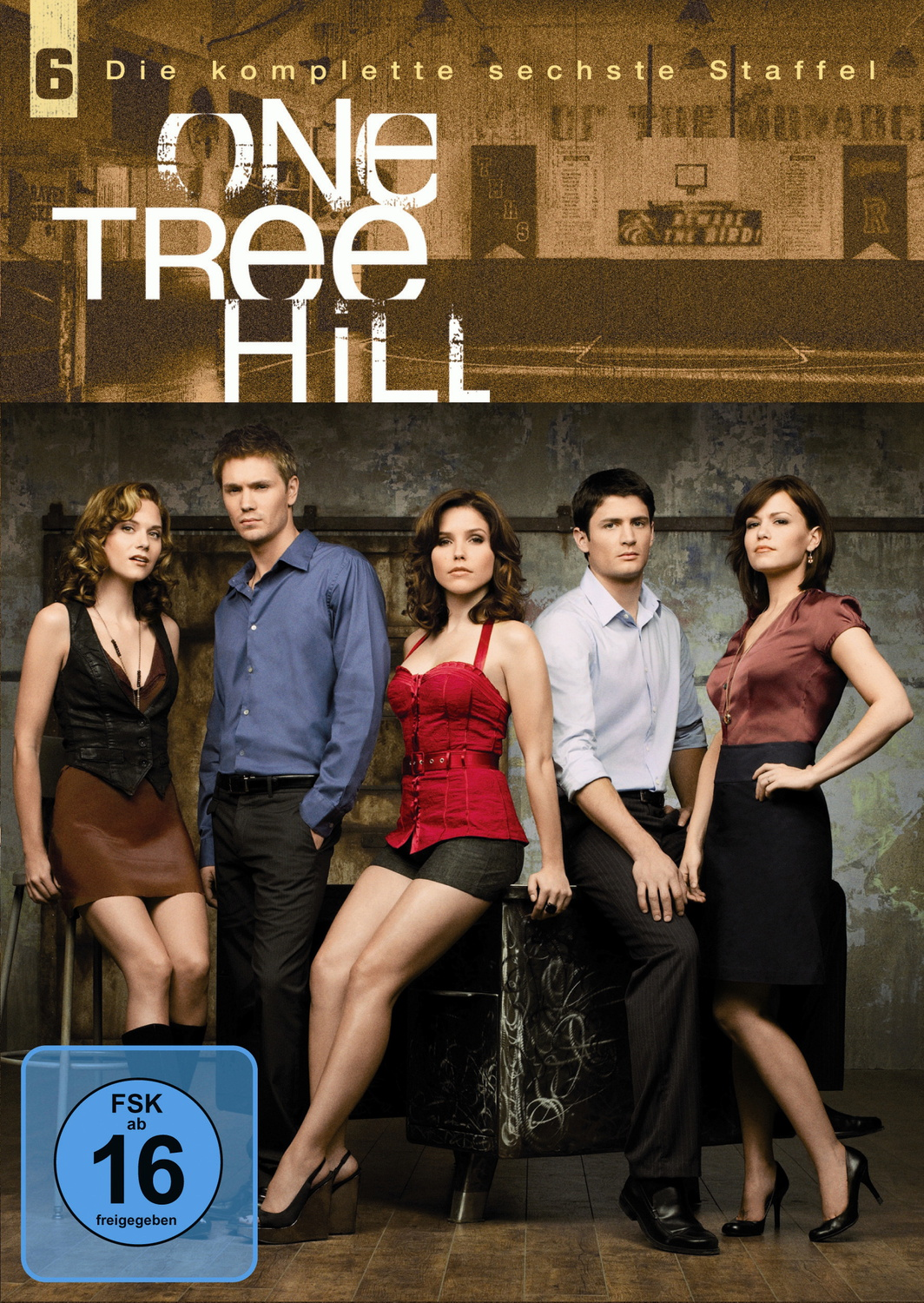 One Tree Hill: Staffel 6