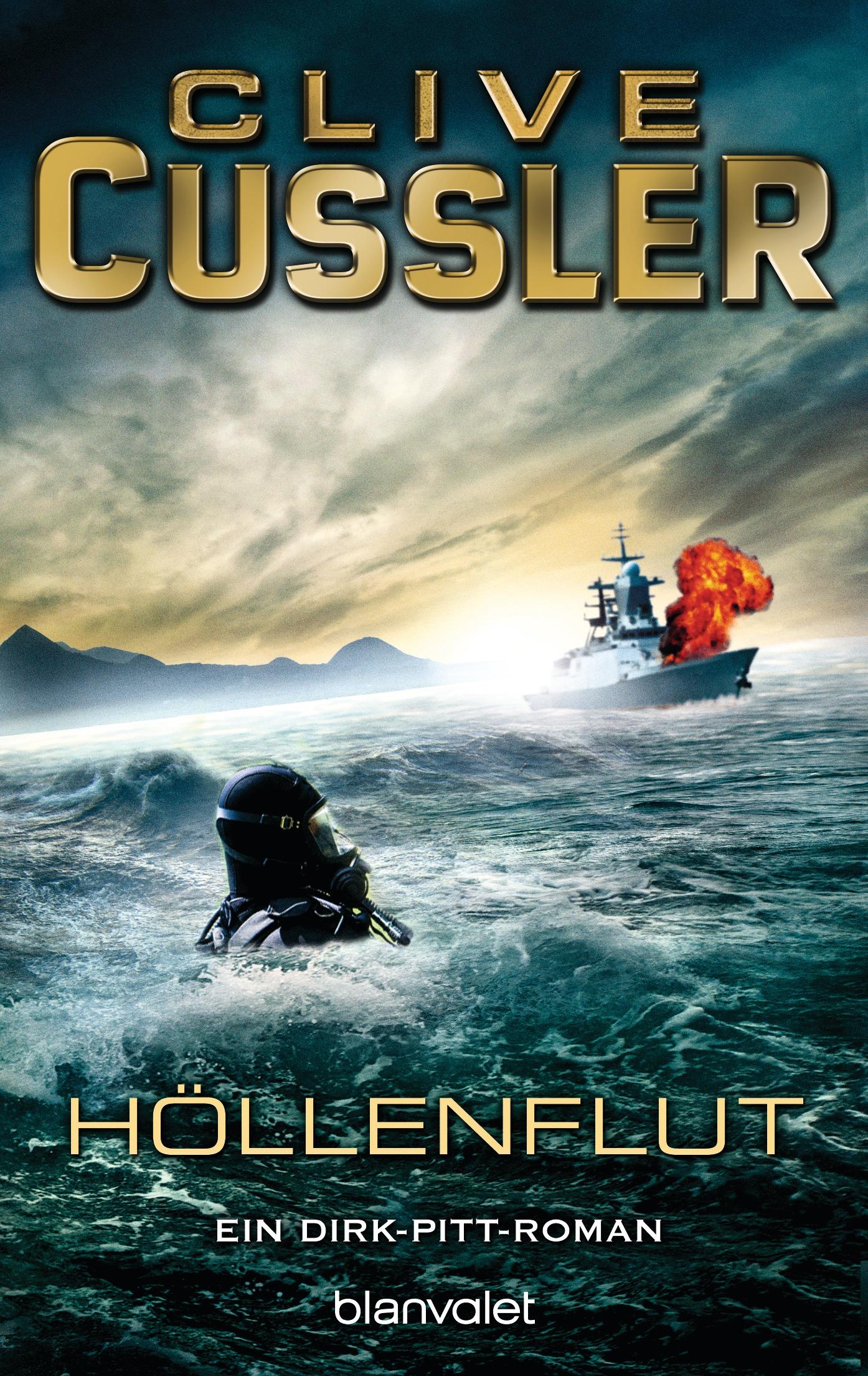 Höllenflut - Clive Cussler