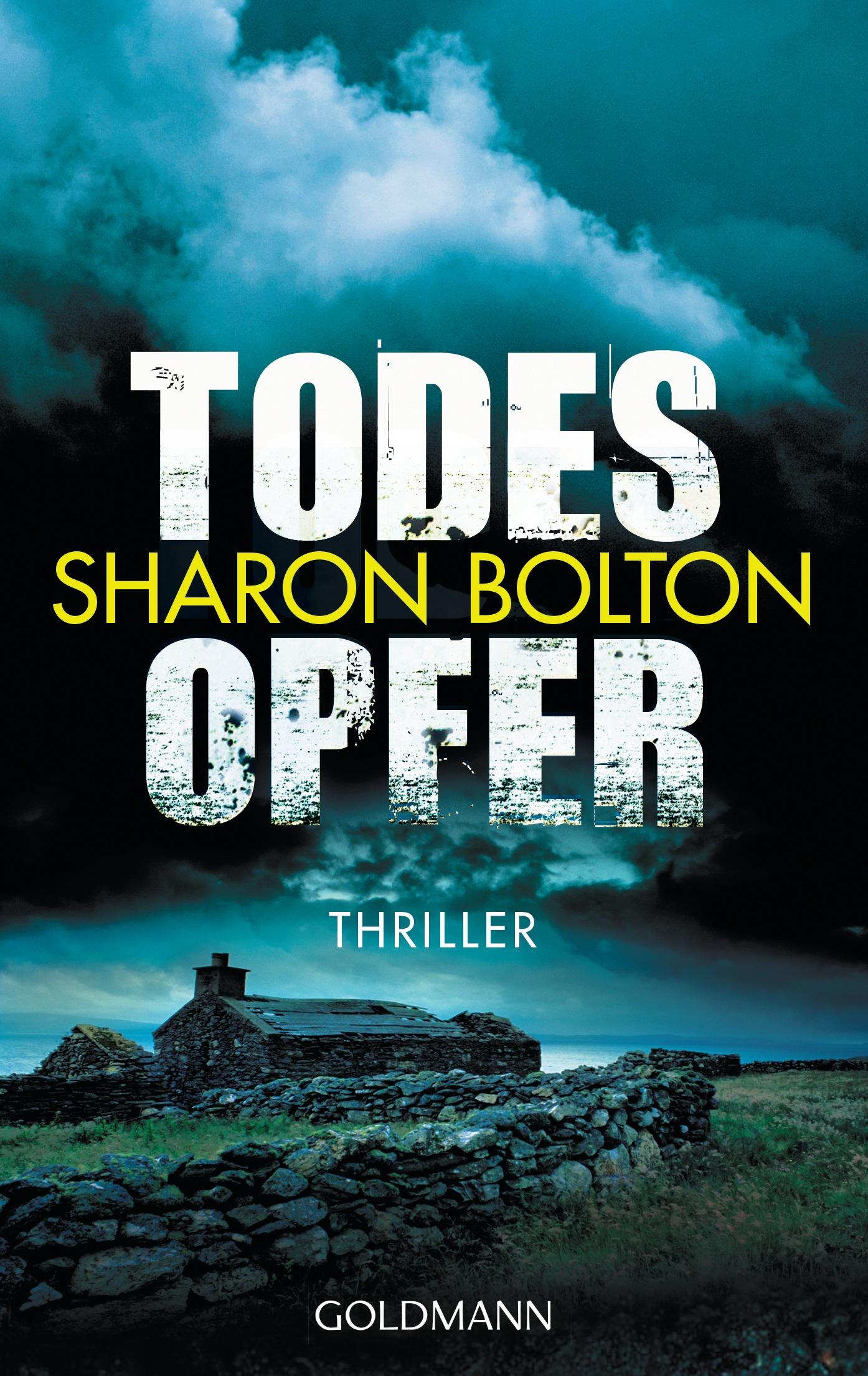 Todesopfer - Sharon Bolton