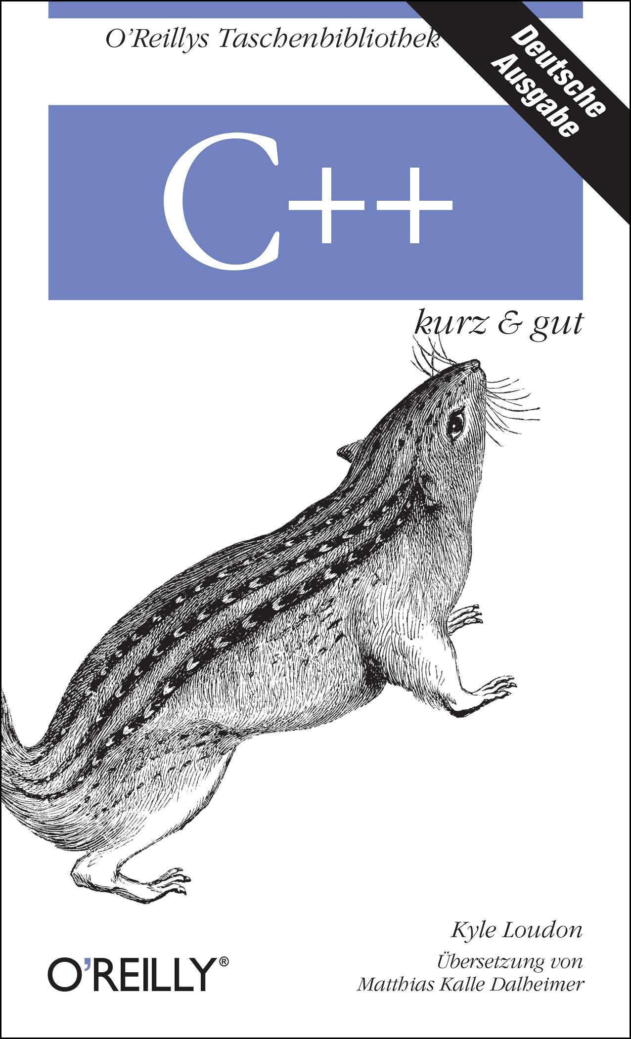 C++. Kurz und gut - Kyle Loudon