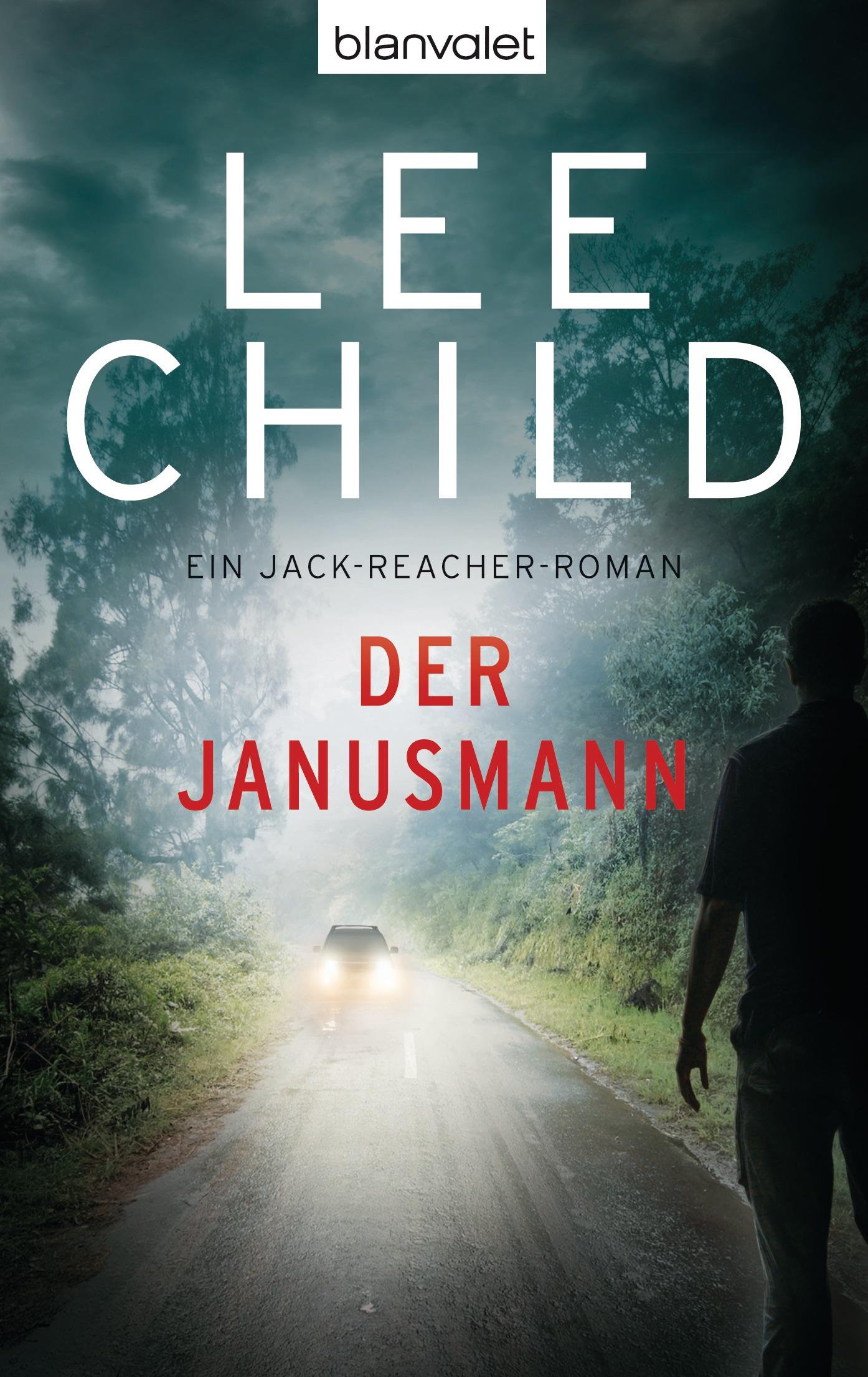 Der Janusmann - Lee Child