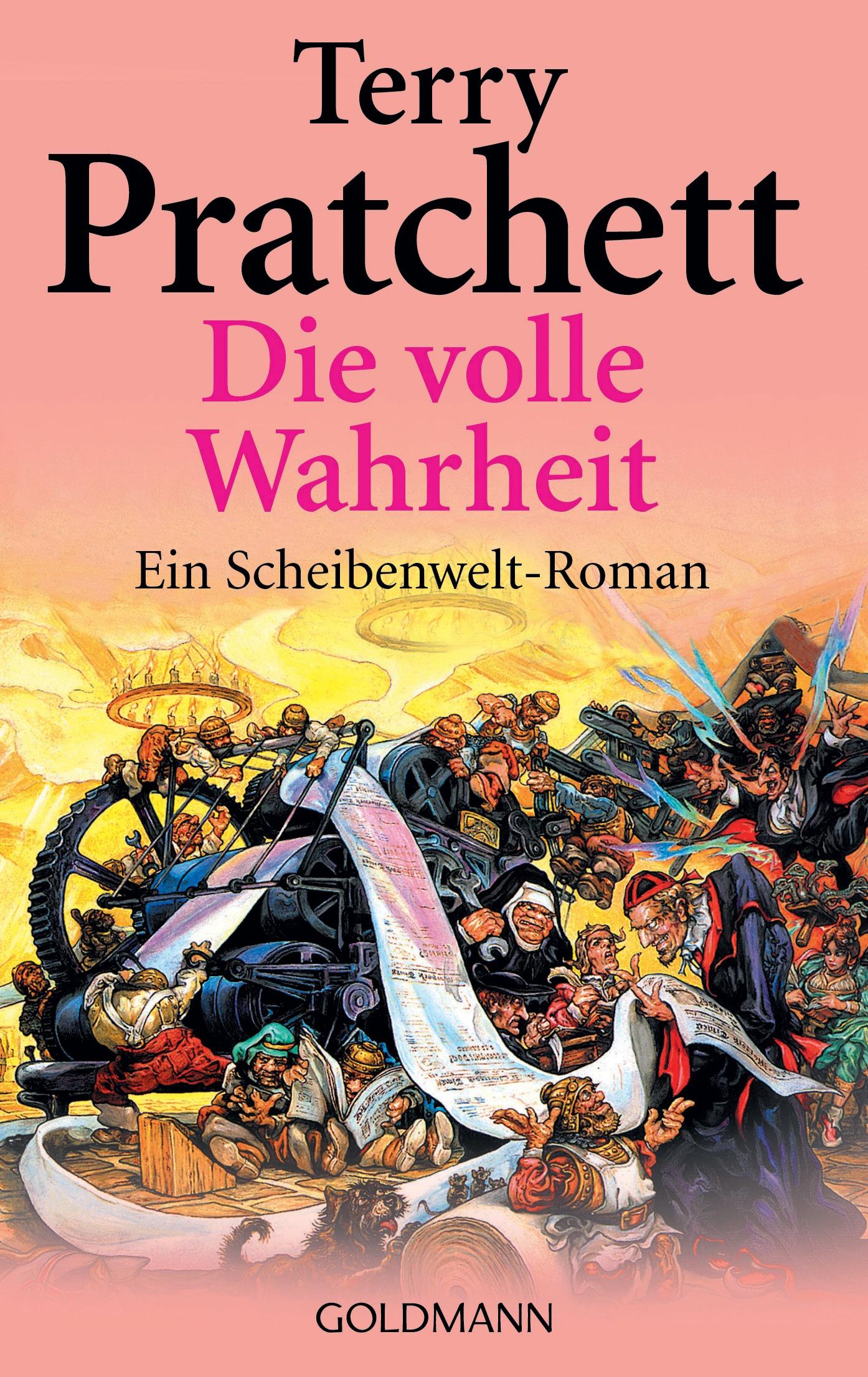 Die volle Wahrheit - Ein Scheibenwelt-Roman - Terry Pratchett