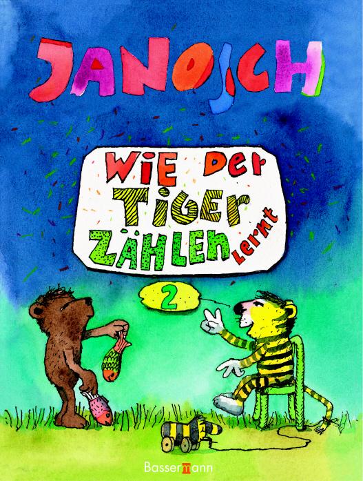 Wie der Tiger zählen lernt. Sonderausgabe - Jan...
