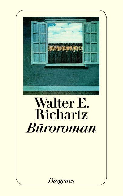 Büroroman - Walter E. Richartz