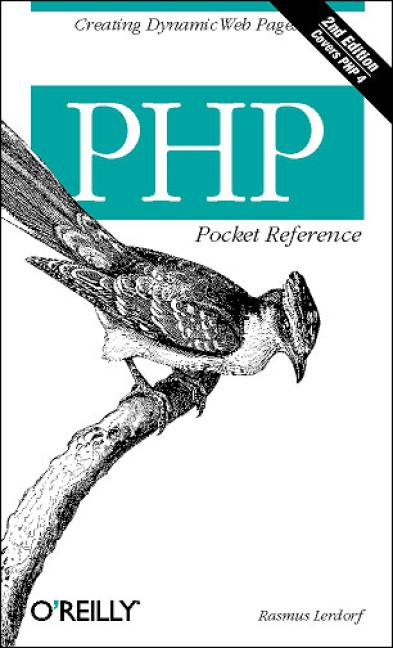 PHP Pocket Reference - Rasmus Lerdorf