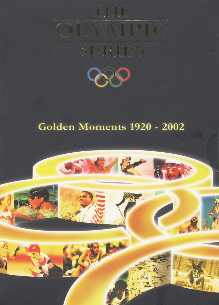 The Olympic Series - Golden Moments 1920-2002 (...