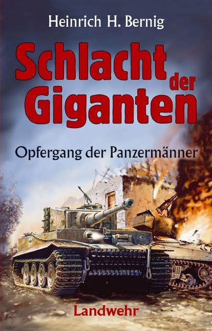 Schlacht der Giganten: Opfergang der Panzermänn...