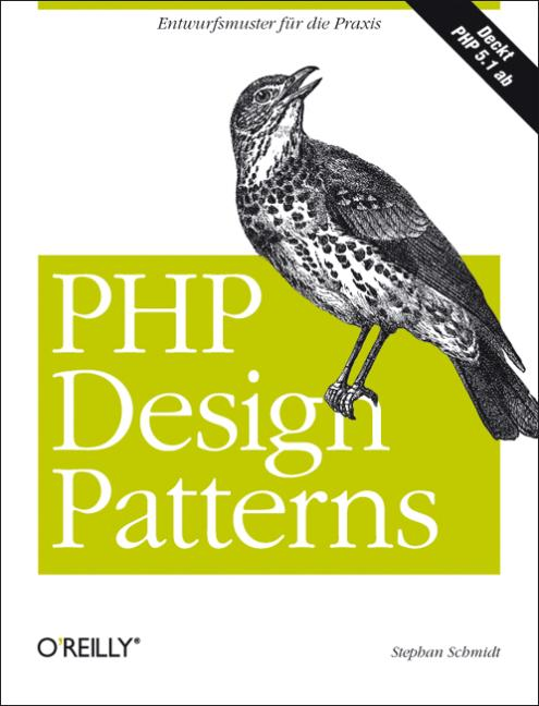 PHP Design Patterns (Deutsche Ausgabe) - Stepha...