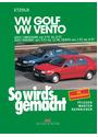 So wird's gemacht. Pflegen - warten - reparieren: So wird's gemacht, Bd.79, VW Golf, VW Vento - Hans-Rüdiger Etzold