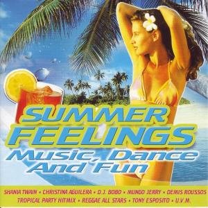 Diverse - Summer Feelings - Music, Dance and Fun