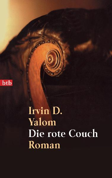 Die rote Couch - Irvin D. Yalom