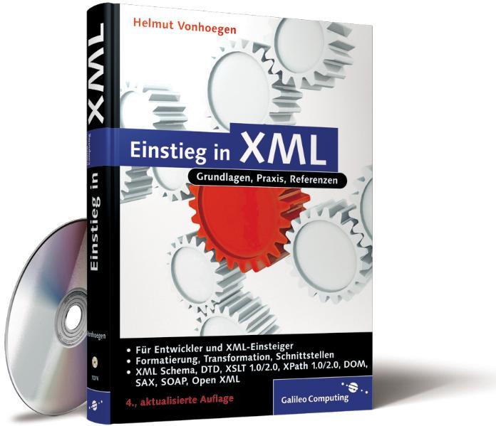 Einstieg in XML - Helmut Vonhoegen