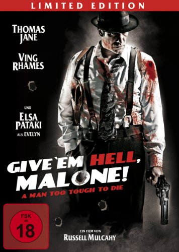 Give´em Hell Malone - Limited Edition Steelbook