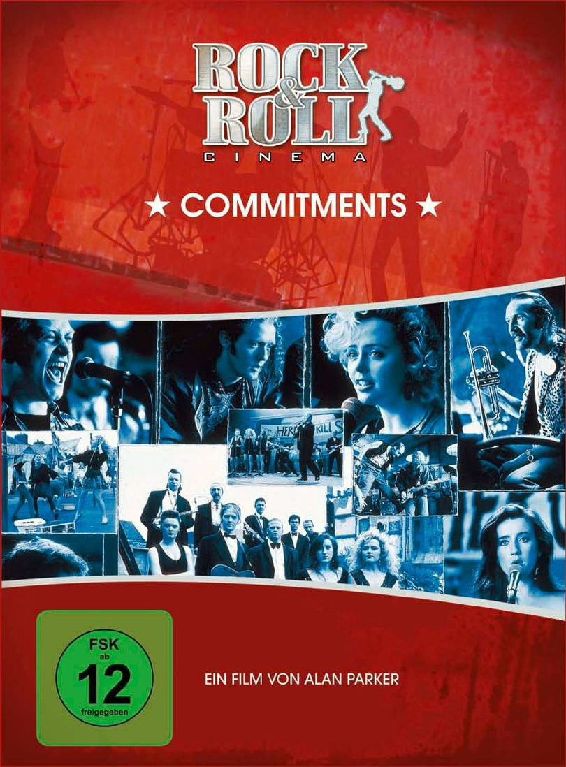 Commitments - Rock & Roll Cinema 7