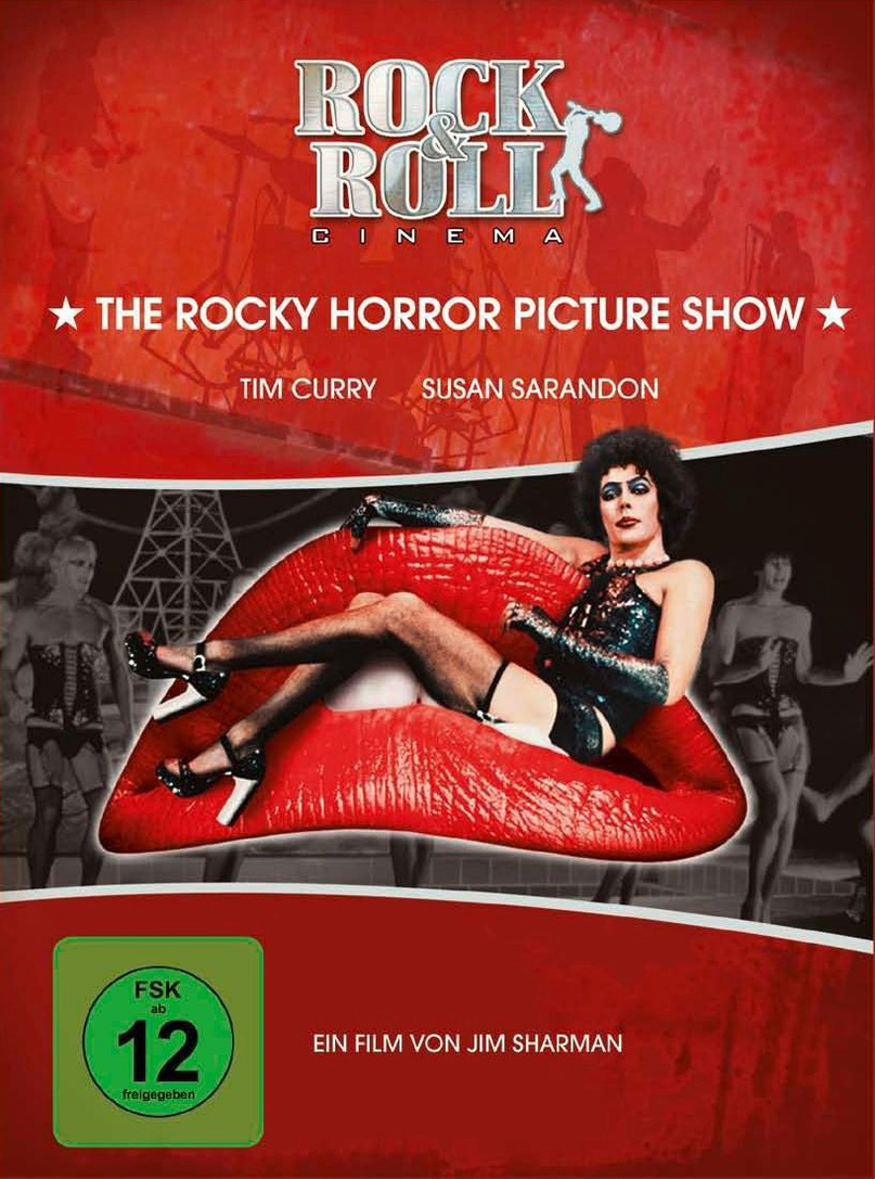The Rocky Horror Picture Show (Rock & Roll Cine...