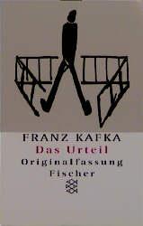 Das Urteil - Franz Kafka [Taschenbuch]
