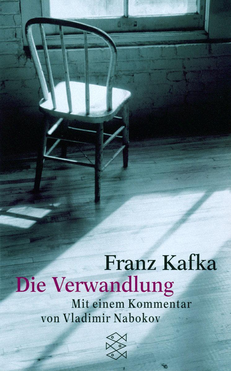 Die Verwandlung. Mit einem Kommentar von Vladimir Nabokov - Franz Kafka