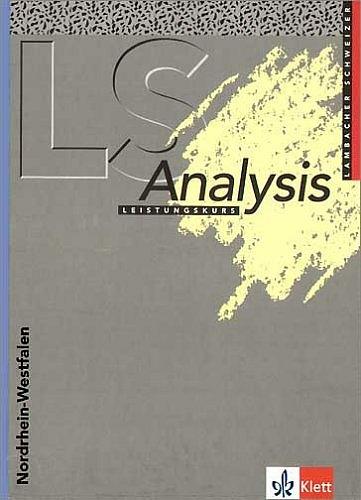 Lambacher-Schweizer - Themenhefte: LS Mathematik. Analysis. Nordrhein-Westfalen. Leistungskurs. Euro: Unterrichtswerk fü