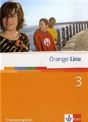 Orange Line 3. Erweiterungskurs. Schülerbuch - Frank Haß