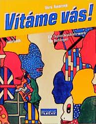 Vîtáme vás! Ein Tschechischlehrwerk für Erwachsene. Lehrbuch: Vitame vas!, Lehrbuch: Ein Tschechischlehrwerk für Anfänge