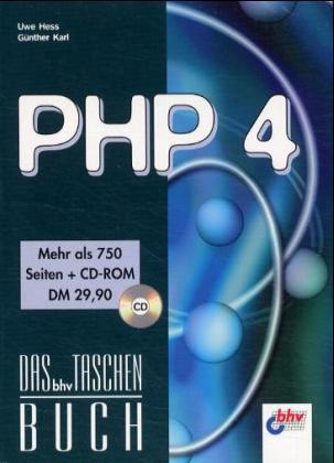 PHP 4 - Uwe Hess