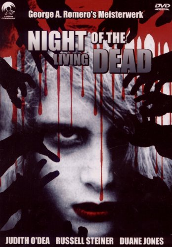 George A. Romeros Meisterwerk - Night of the living Dead - uncut