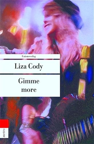Gimme more. - Liza Cody