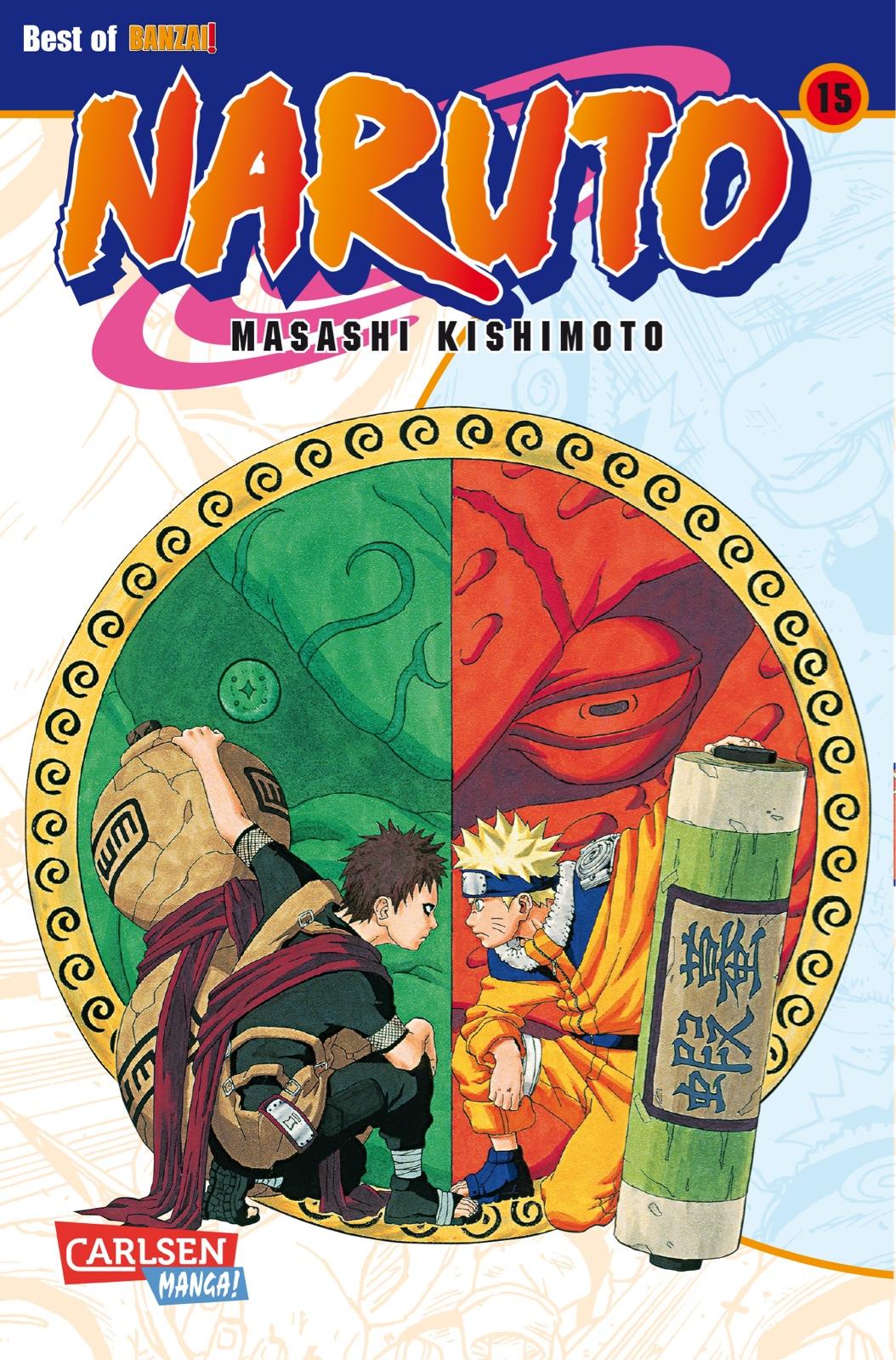 Naruto: Band 15 - Masashi Kishimoto