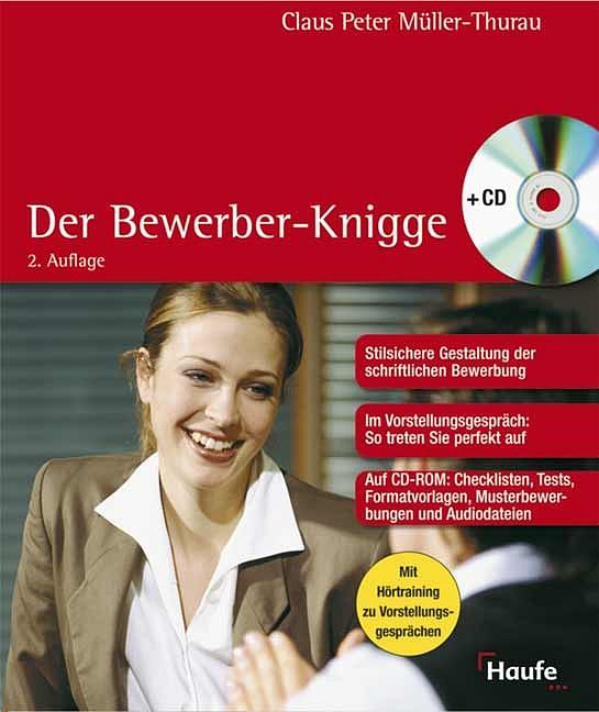 Der Bewerber-Knigge - Klaus-Peter Müller-Thurau