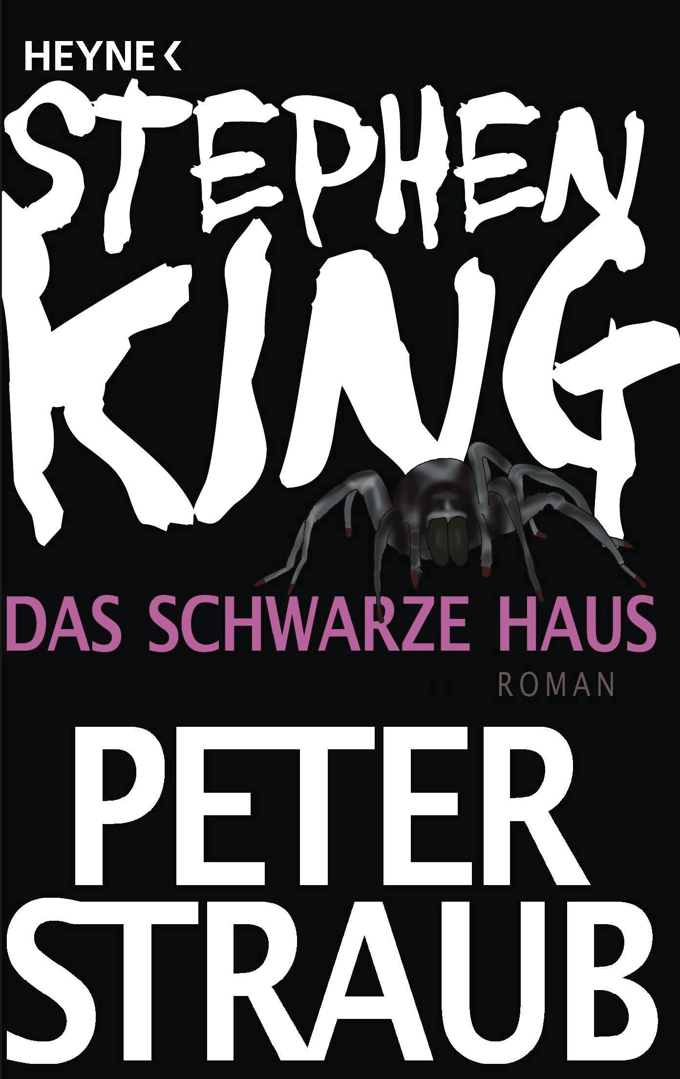 Das schwarze Haus - Stephen King / Peter Straub