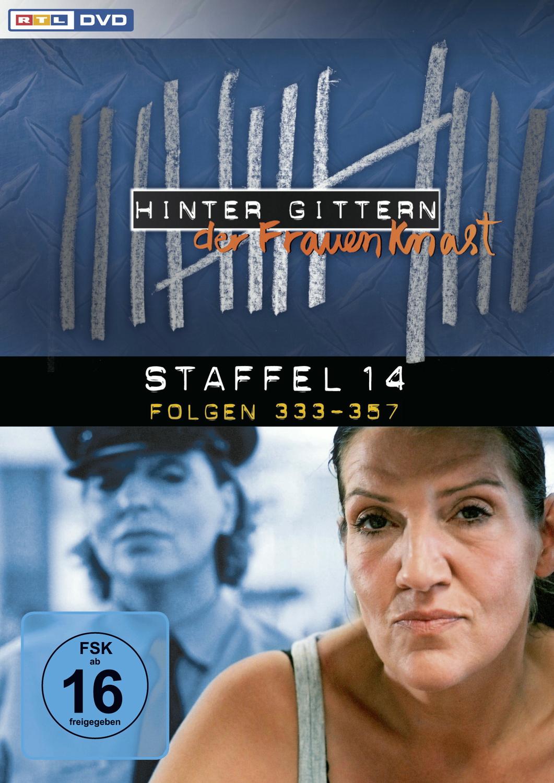 Hinter Gittern - Staffel 14 (Folgen 333-357)
