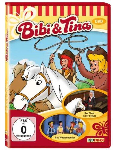 Bibi und Tina: Das Pferd in der Schule/Das West...