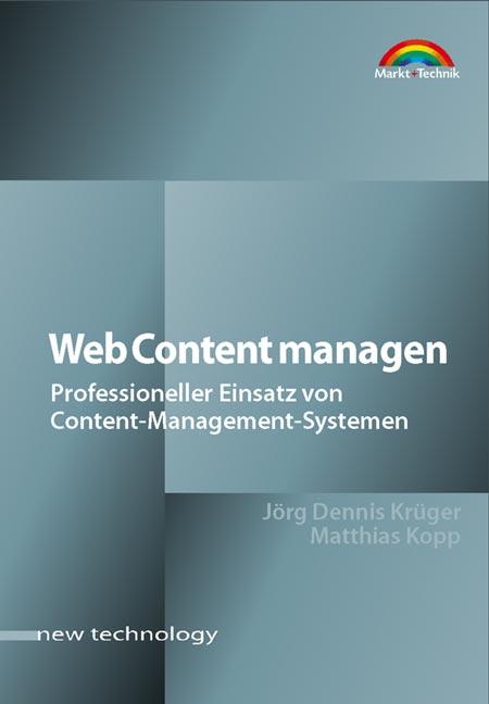 Web Content managen . Professioneller Einsatz v...